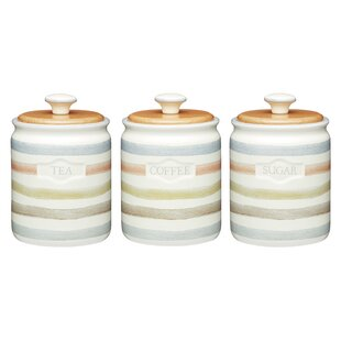 ceramic storage jars for kitchen kitchen canisters amp jars you ll wayfair co uk 8096