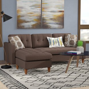 Mashpee Reversible Modular Sectional with Ottoman