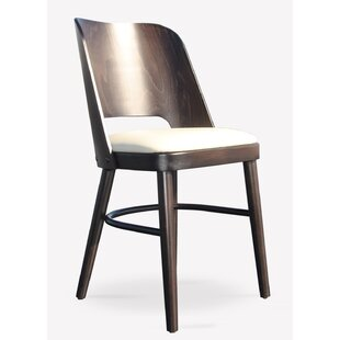 Barnette Upholstered Dining Chair (Set of 2) George Oliver