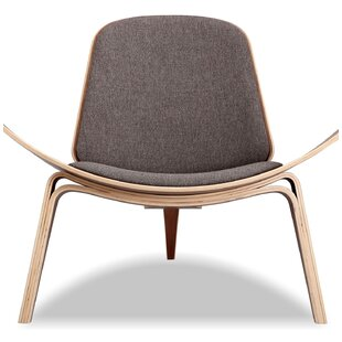 Tripod Lounge Chair by Kardiel