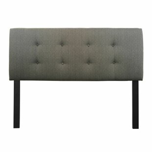 Best Deals Ali Upholstered Panel Headboard by Sole Designs