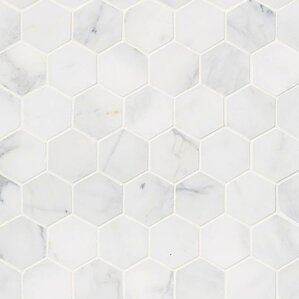 hexagonal tile youll love wayfair