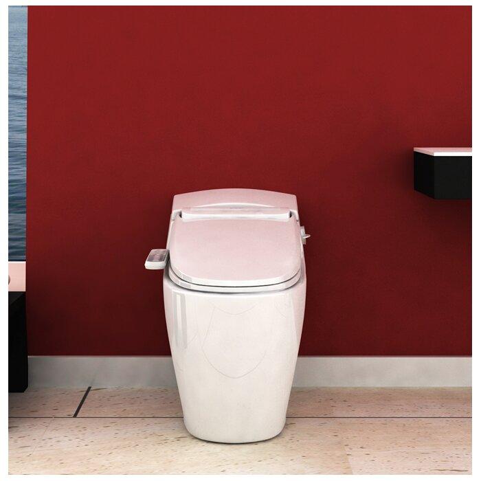 Phenomenal Prestige Advanced Round Toilet Seat Bidet Short Links Chair Design For Home Short Linksinfo