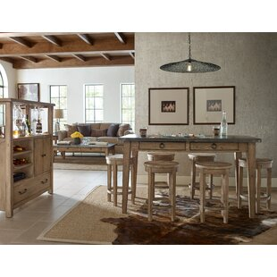 Monteverdi 7 Piece Pub Table Set by Rachael Ray Home