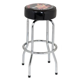 Bar Stool by Busted Knuckle Garage