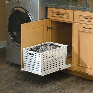 Rev-A-Shelf Pullout Hamper and Utility Basket
