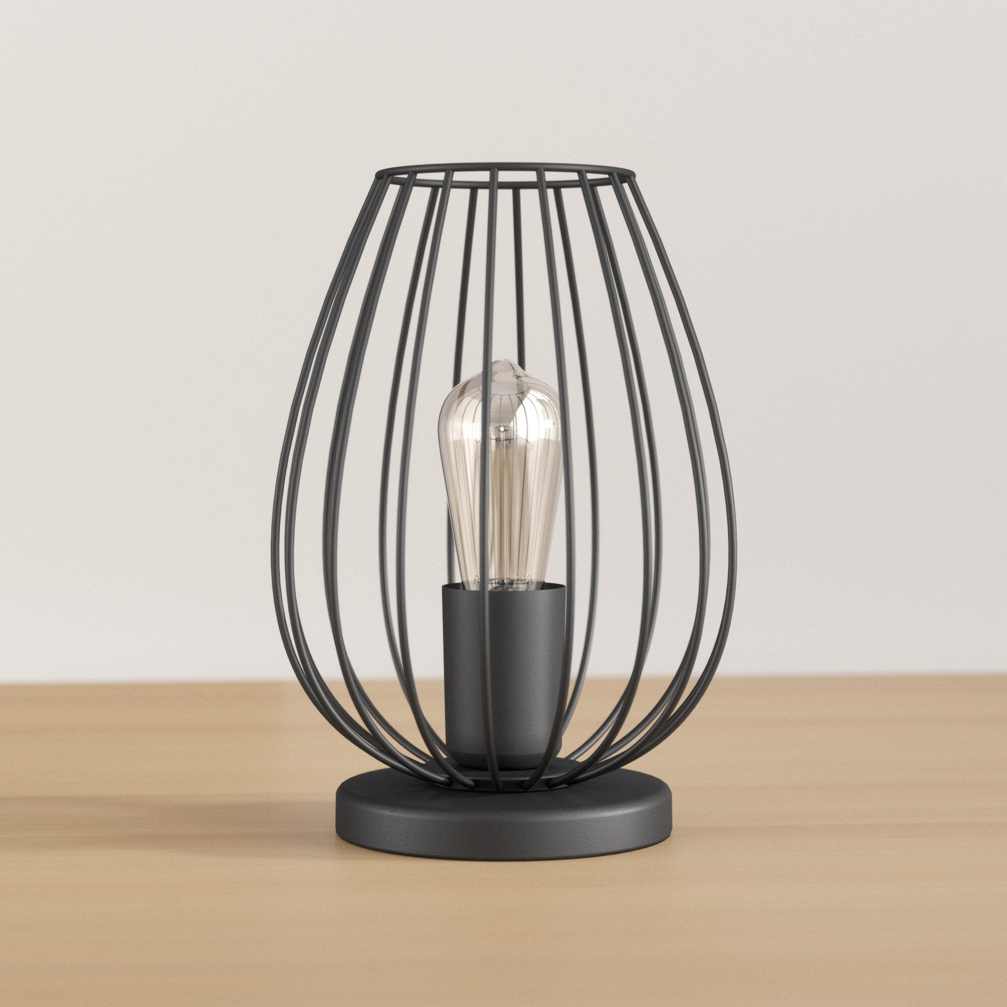 Zipcode Design Erwon 23cm Table Lamp Reviews Wayfair Co Uk