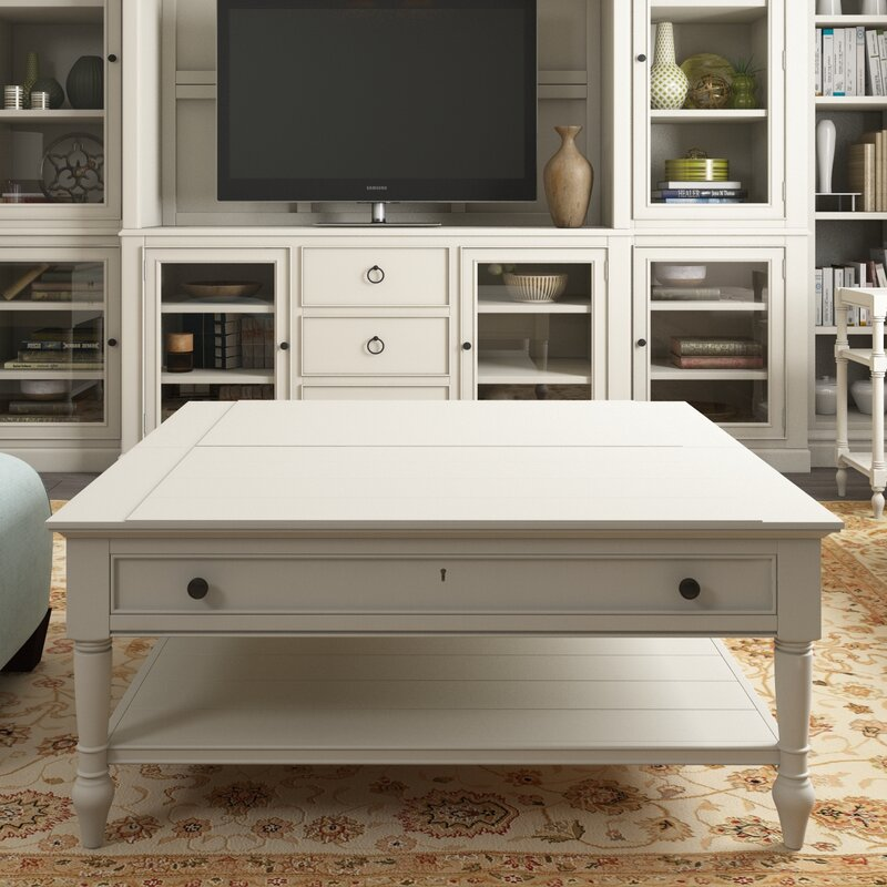 Canora Grey Payton Coffee Table with Lift Top & Reviews ...