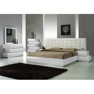 Wade Logan Matt Platform Configurable Bedroom Set