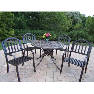 Rosecliff Heights Kingsmill Dining Set