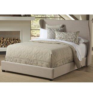 Westgate Upholstered Panel Bed by Pulaski Furniture