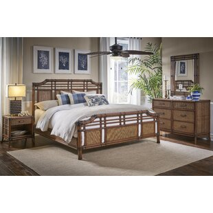 Mistana Ashleigh Complete Panel Bedroom Set (Set of 6)