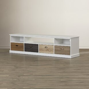 Snowy Mountain TV Stand for TVs up to 65