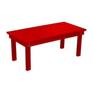 Kraft Rectangular Coffee Table