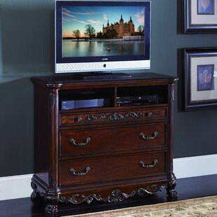 Astoria Grand Ballam 2 Drawer Media Chest