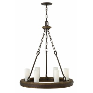 Hinkley Lighting Cabot 6-Light Candle-Style Chandelier