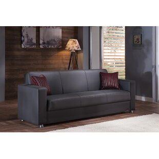 Skipton 3 Seat Sleeper Sofa by Orren Ellis