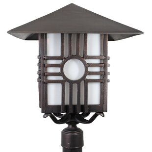 Compare & Buy Penfield Zia Series 1 Light 24.75 Post Lantern By Alcott Hill
