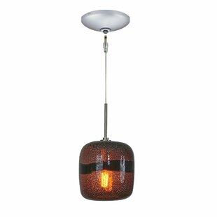 Jesco Lighting Evisage VI 1-Light Drum Pendant