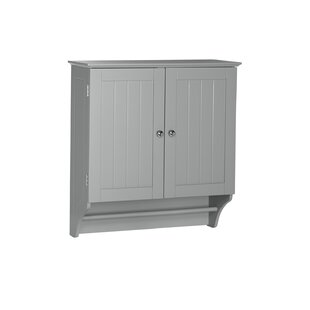 Ellzey 61cm X 65cm Wall Mounted Cabinet By Brambly Cottage