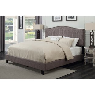 Alcott Hill Blythewood Upholstered Panel Bed