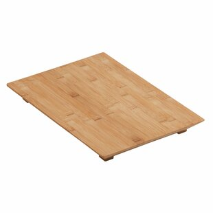 Poise Hardwood Cutting Board For And Kitchen Bar Sinks By Kohler