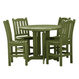 Regan 5 Piece Dining Set