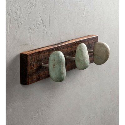 Fabulous Loon Peak Somers Wall Mounted Coat Rack with Storage Cubbies  BO97