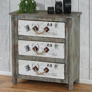 Lake Forest 3 Drawer Chest By Beachcrest Home