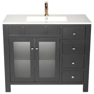 Price comparison Raymundo 47 Single Bathroom Vanity Set ByLatitude Run