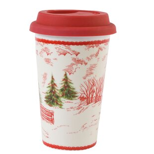 Home Warms The Heart Travel Mug