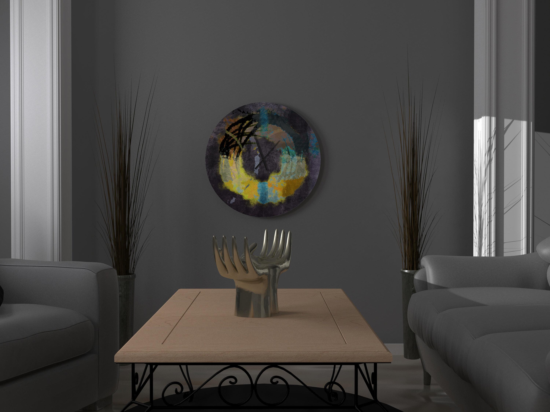 manuel wall clock