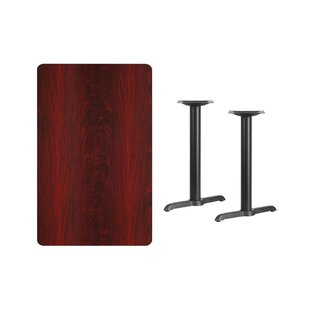 Adelina Rectangular Laminate Dining Table