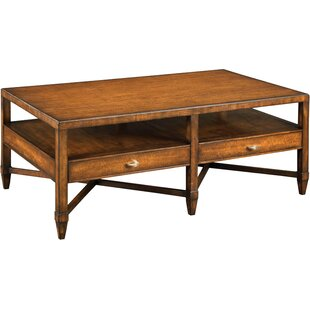 Greenwich Coffee Table With Storage by Woodbridge Furniture Great Reviews