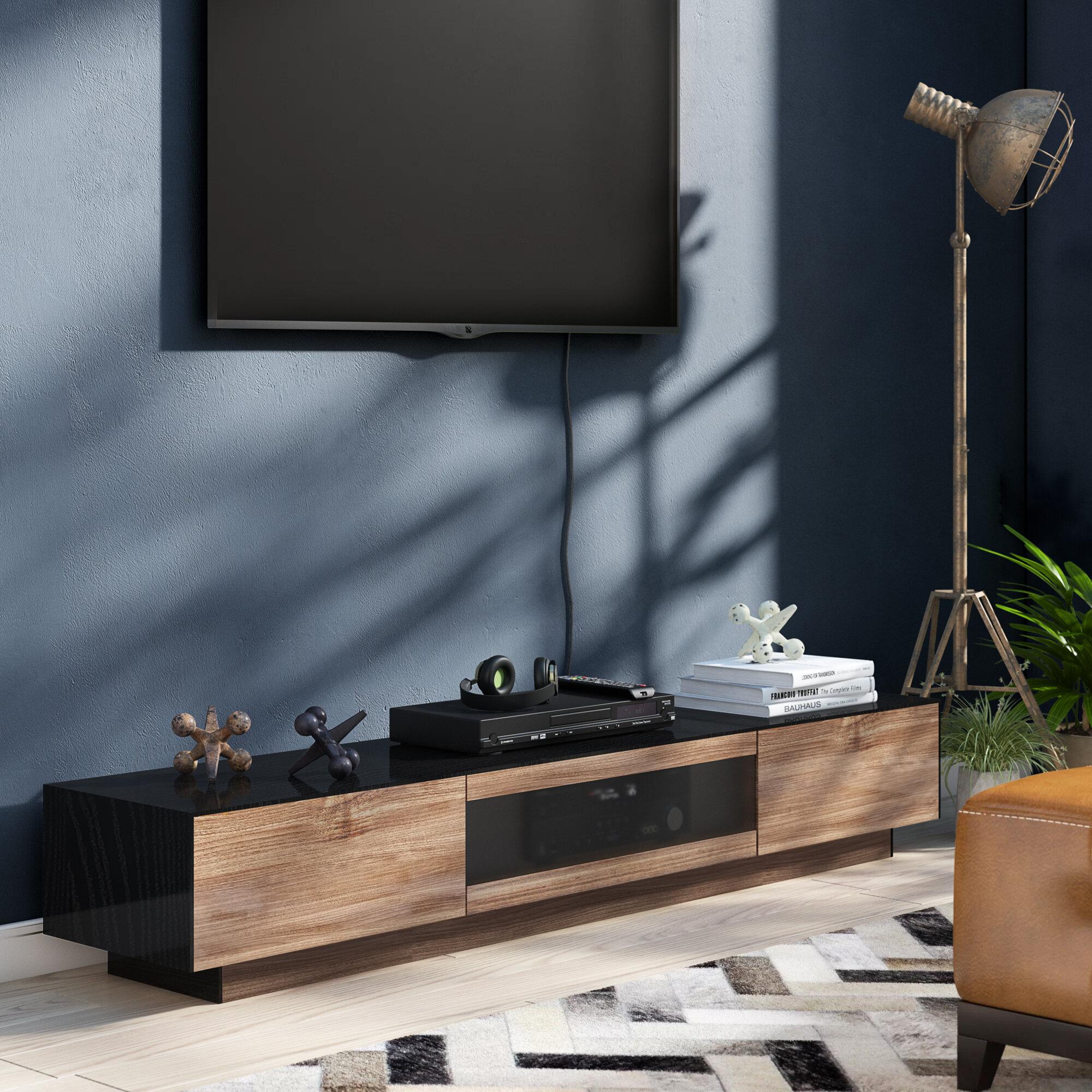 """Brayden Studio® Lipscomb TV Stand for TVs up to 88"""" & Reviews"""