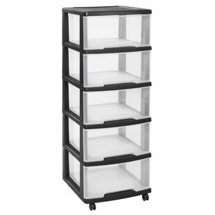 Review Mcphearson 5 Drawer Filing Cabinet