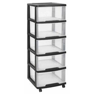 Rebrilliant 5 Drawer Filing Cabinets