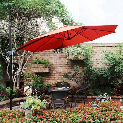 11 Cantilever Umbrella by PHI VILLA Wonderful