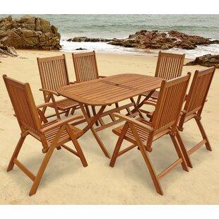 Bangor 6 Seater Dining Set Image