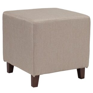 Castagna Upholstered Cube Ottoman