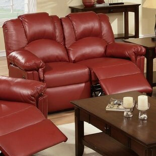 Rouse Reclining Loveseat Charlton Home