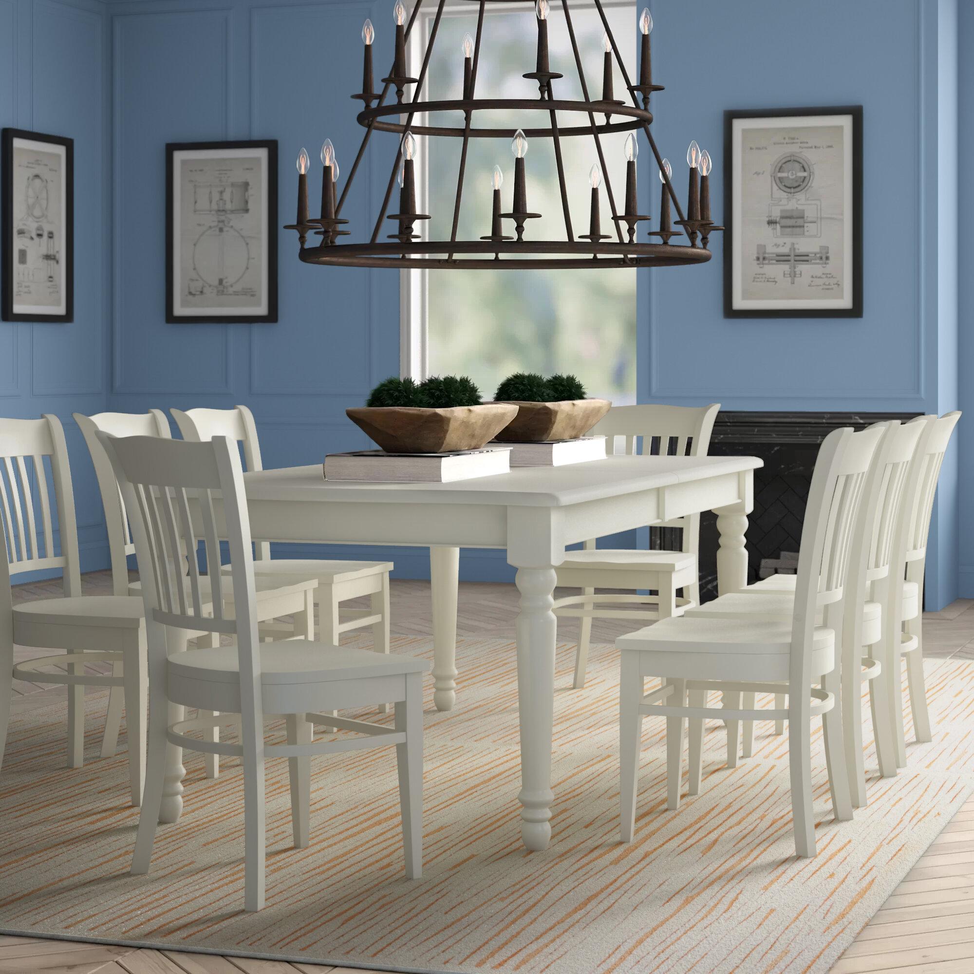 August Grove Carmel Dining Set Reviews Wayfair