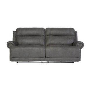 Skeete Reclining Sofa Red Barrel Studio