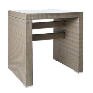 Gunson Rattan Bar Table By Sol 72 Outdoor