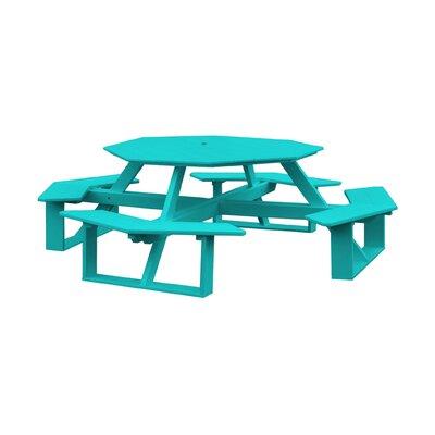 Filomena Picnic Table by Red Barrel Studio Wonderful