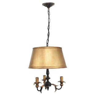 Belhaven 3-Light Candle Style Chandelier by Astoria Grand