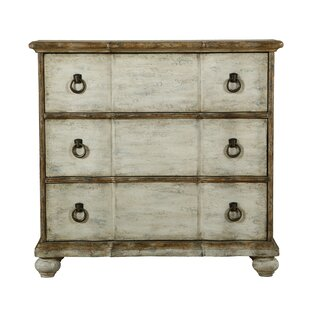 Patricia 3 Drawer Accent Chest