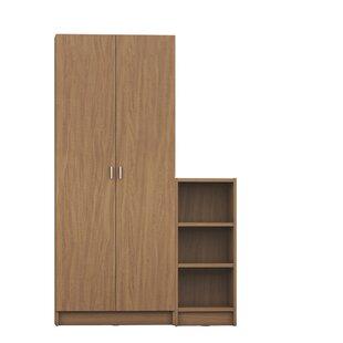 Gabriela 2 Piece Standard Bookcase