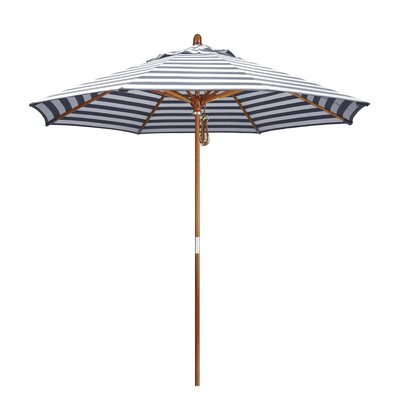 Mare 9 Market Umbrella by California Umbrella Fresh
