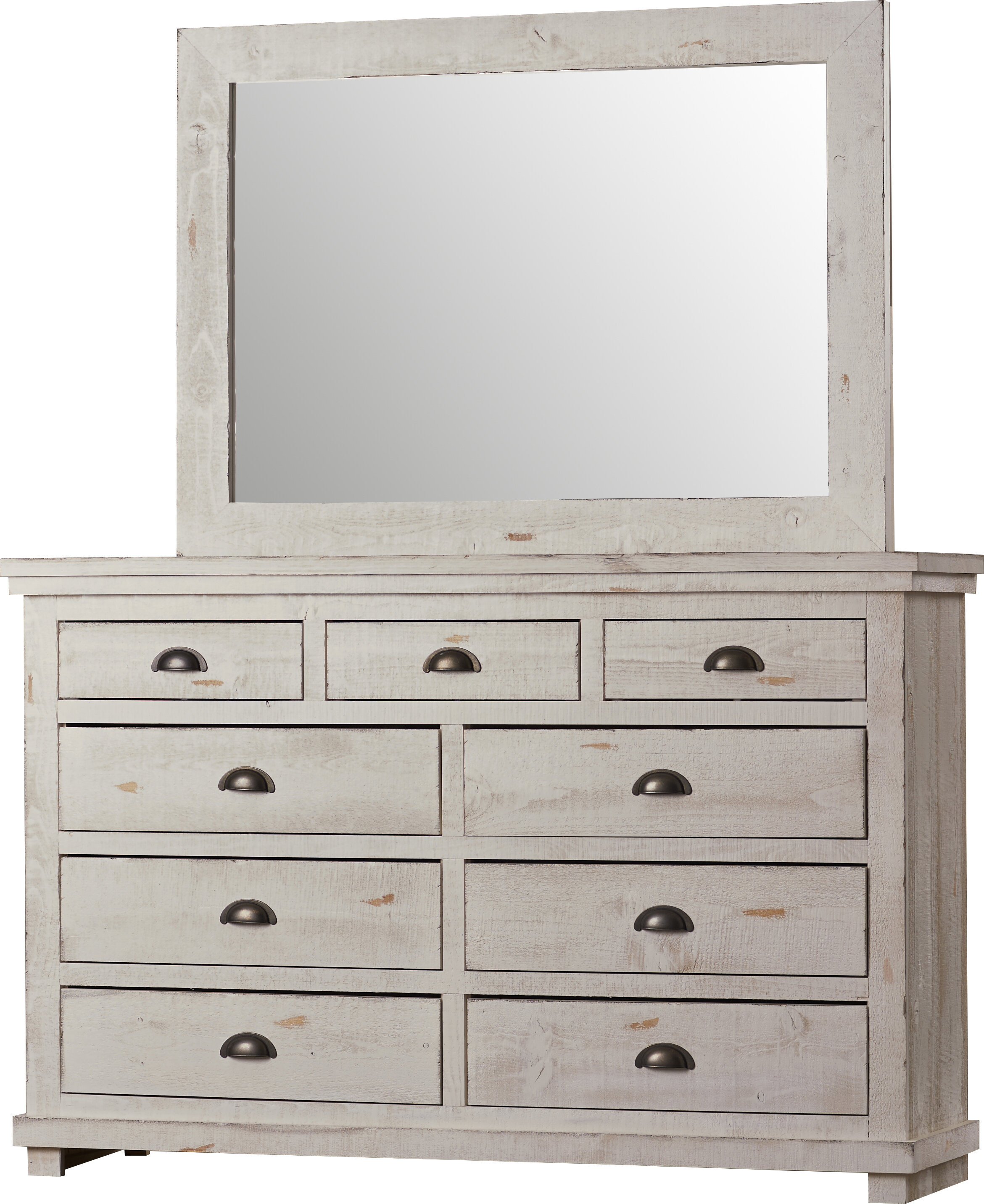 how lightweight paint solid black to wood dresser image of